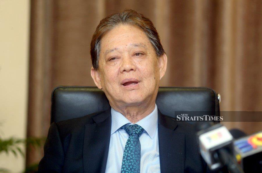 Mohamaddin 'not worried' about possible Cabinet reshuffle