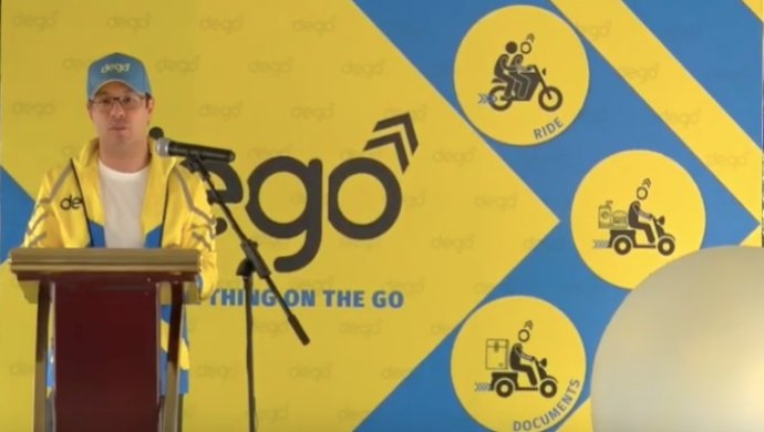 Malaysian motorcycle ride-hailing startup Dego Ride is back in business with 700 drivers onboard