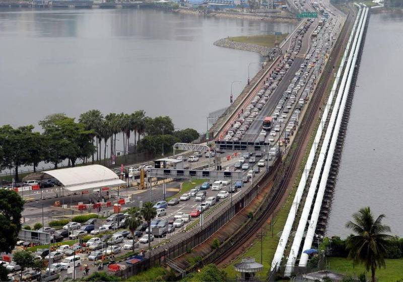 Malaysia puts VEP system on hold as many Singaporean vehicles still without RFID