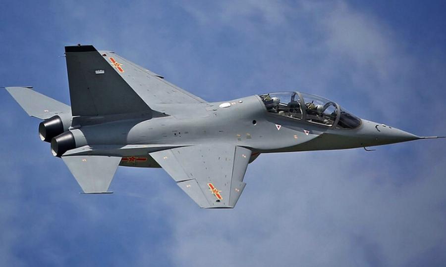 China's L-15 Falcon: Cut-rate warfare on a budget