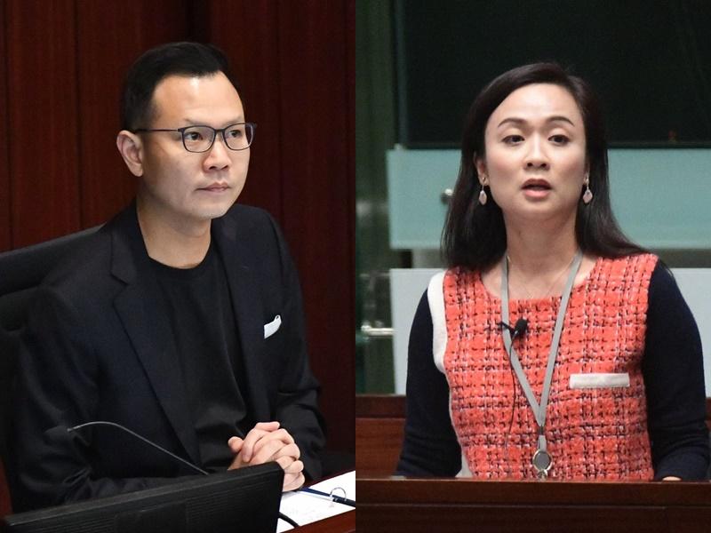 内会仍未选出正副主席 陈凯欣斥郭荣铿拉布