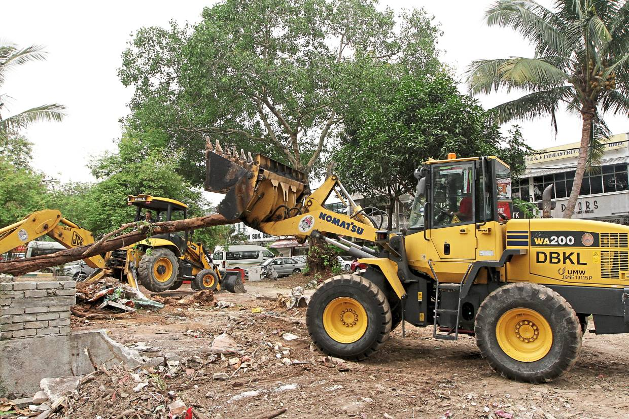 Seputeh aims to improve cleanliness rating by getting residents and business owners involved