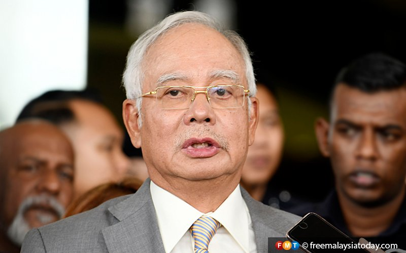 What about Maszlee's deputy, asks Najib