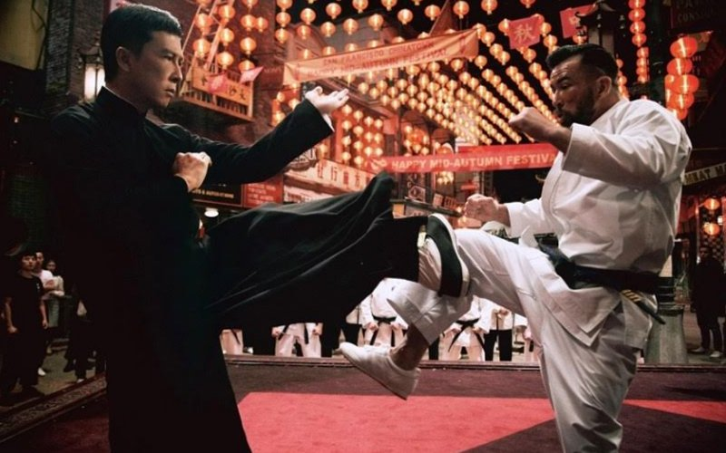 Ip Man 4: A fun and fitting good-bye to a hero fighter