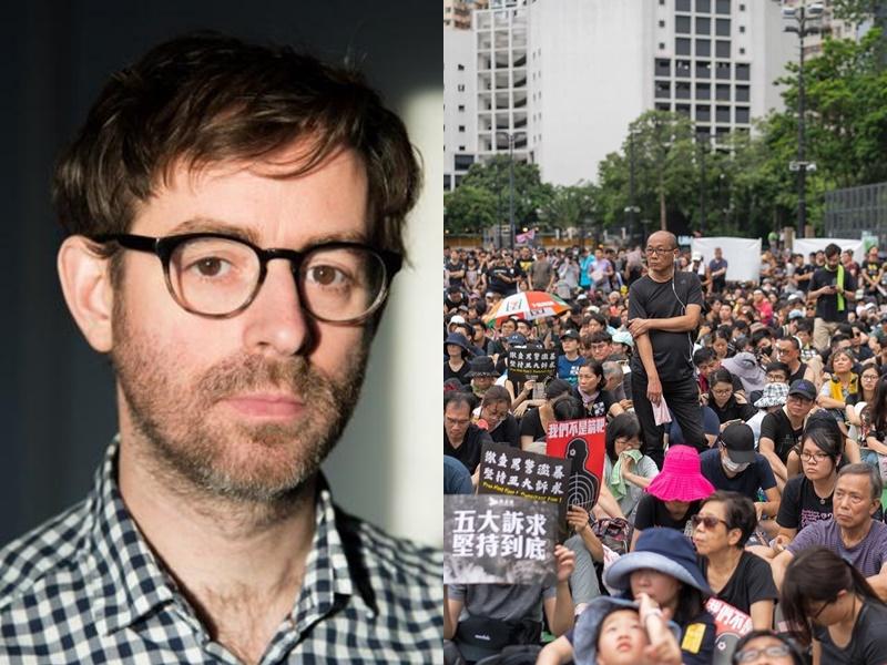 曾拍摄示威有关作品 美国摄影学系教授称被拒入境香港