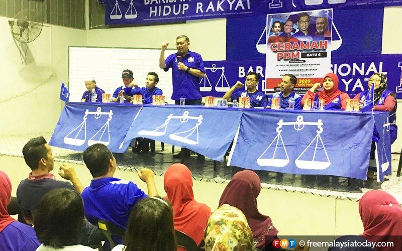 Probe Warisan for lucky draw prizes of cars, motorbikes, Umno tells EC
