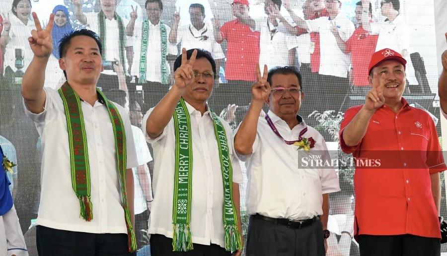 Najib's claim on Pan Borneo Highway rubbished