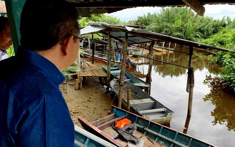 Kimanis fishing jetties get RM500,000 boost