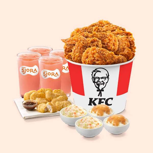 Need to spice up your life? KFC Singapore now has the Nyonya Chicken