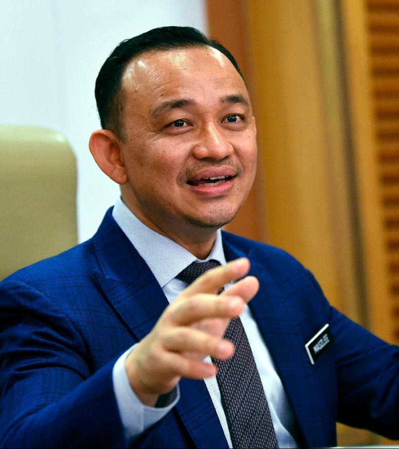 最新更改⚡ 敦马可决定代摄教育部长职位的人选,表示『这是首相的权力』