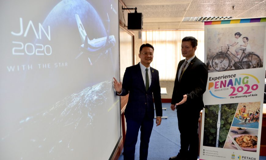 Taiwan's Starlux Airlines to launch direct flight to Penang