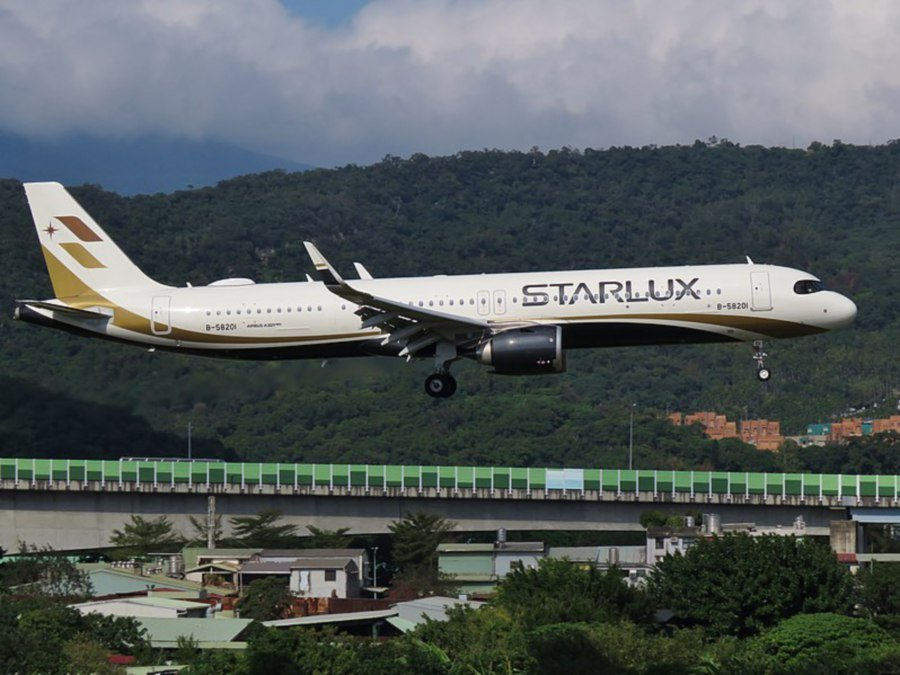 Penang one of three Asian cities picked as destinations by Starlux Airlines