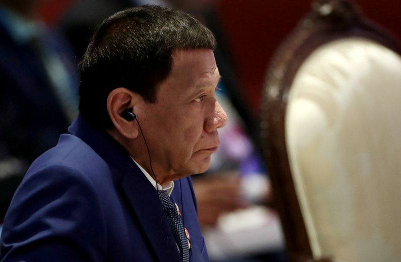 Take it or leave it: Philippines' duterte offers new water contract terms