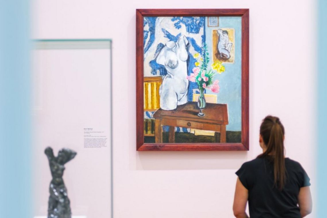 Australian gallery shuts to protects Matisse, Picasso works from smoke