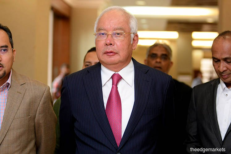 SRC trial Day 69: Najib to continue to be cross-examined by prosecution