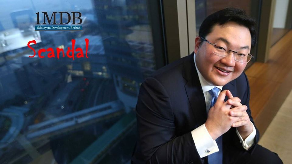 Malaysia's The Edge to Jho Low: Stop the nonsensical spin you are doing with help from your friends inST