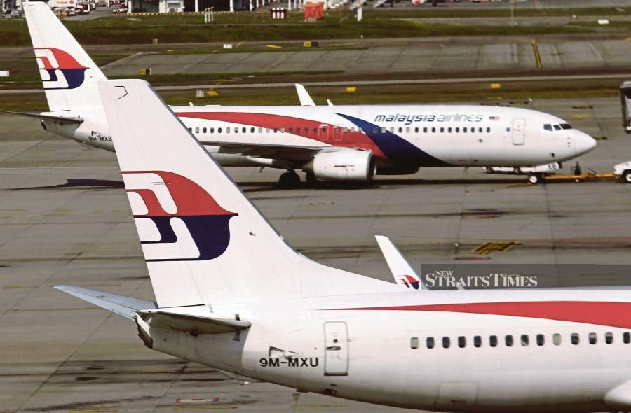 Malaysia Airlines says will avoid Iranian airspace