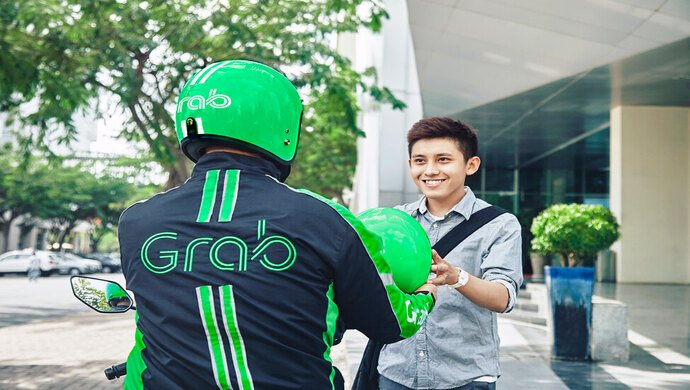 """Grab promotes """"safe driving"""", launches GrabBike pilot programme in Malaysia"""