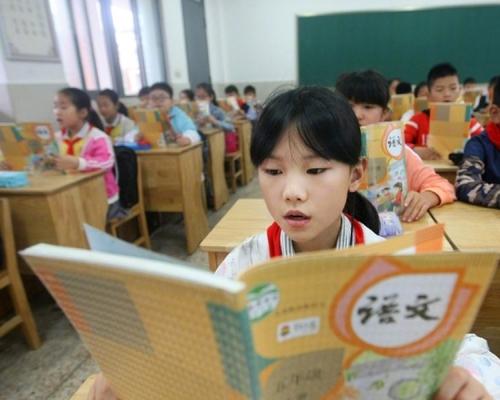 国家教育部﹕义务教育学校不得选用境外教材