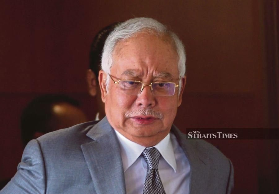 Darling-gate: 'Najib' makes special request to a 'Royal Highness'