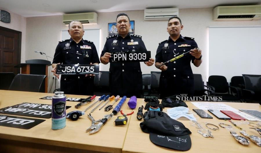 Culprits behind burglary at Perak exco's home nabbed