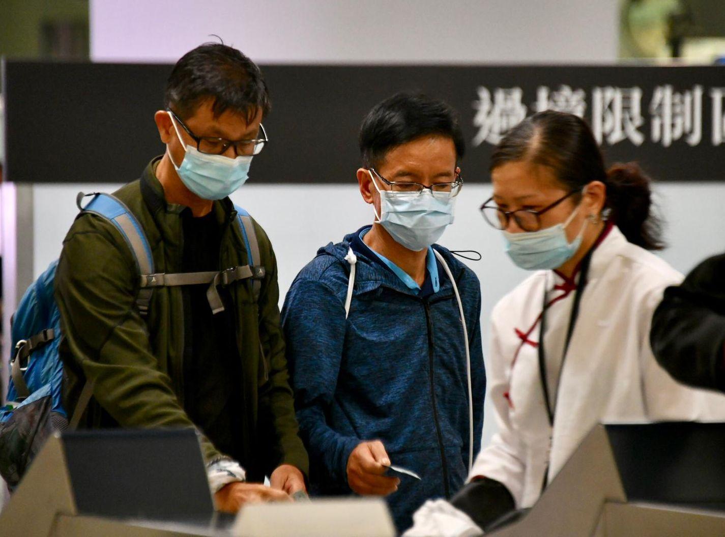 【新冠肺炎】再增8人回港后发烧或不适 累计38宗