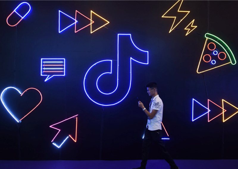 Short video apps a hit in China