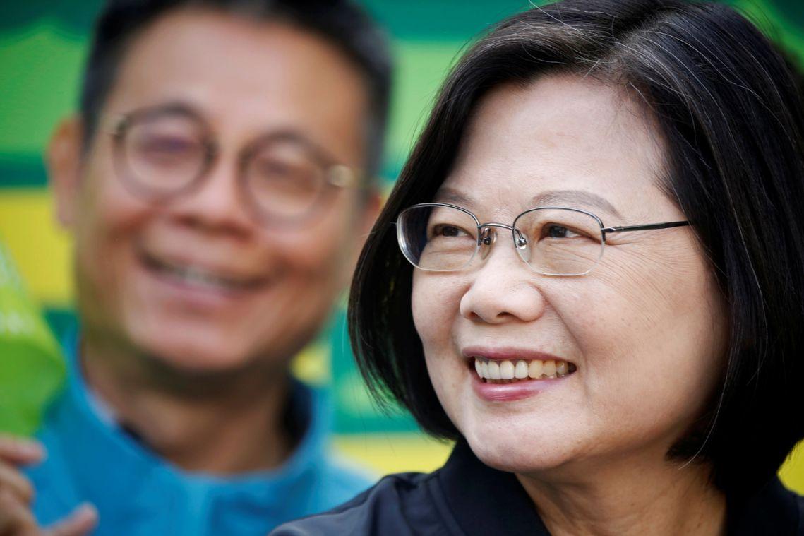 Taiwan economy an electoral weak spot for Tsai Ing-wen despite strong record