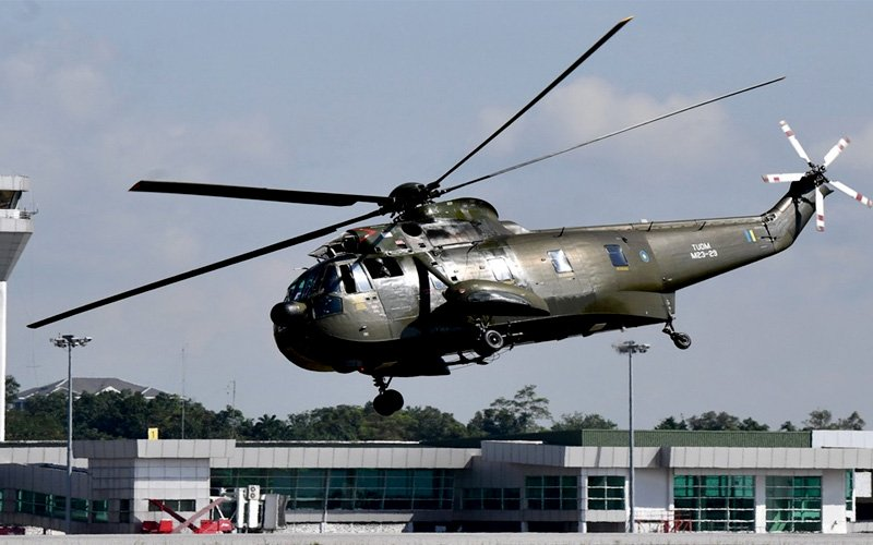 12 Nuri helicopters grounded, service discontinued