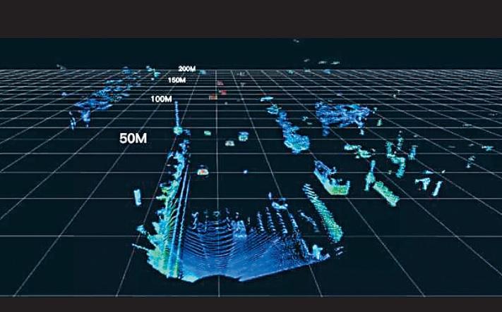 【创科广场】深圳初创自动驾驶 最小固态LiDAR出炉