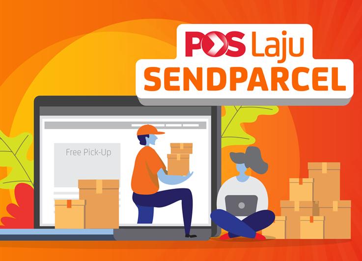 Pos Laju extends SendParcel promotion, launches prepaid campaign