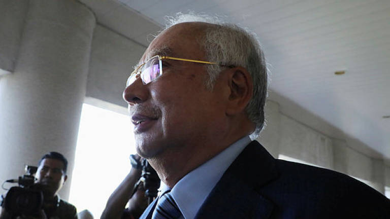 SRC case: Najib grilled on alleged forged signatures