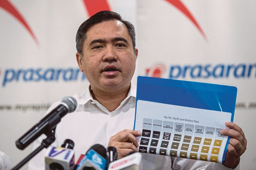 Want value for money travel? Use My100 pass on public transport, says Loke