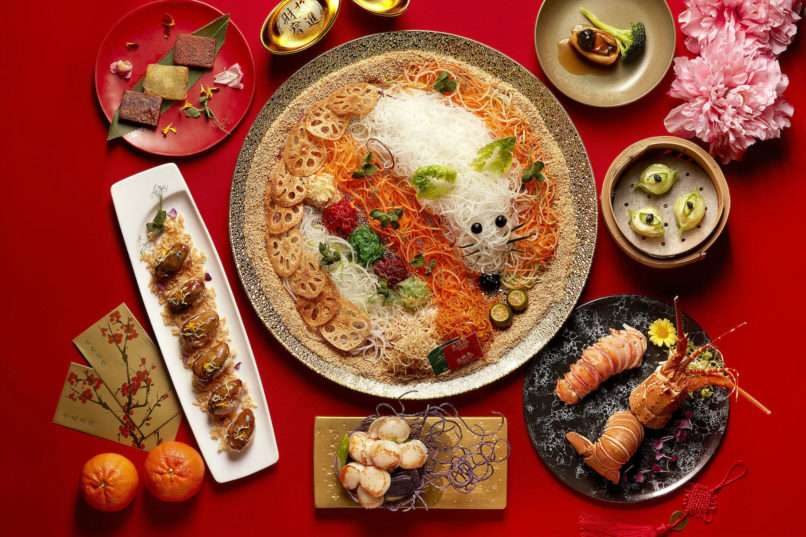 These are the best restaurants for yu sheng this Chinese New Year 2020