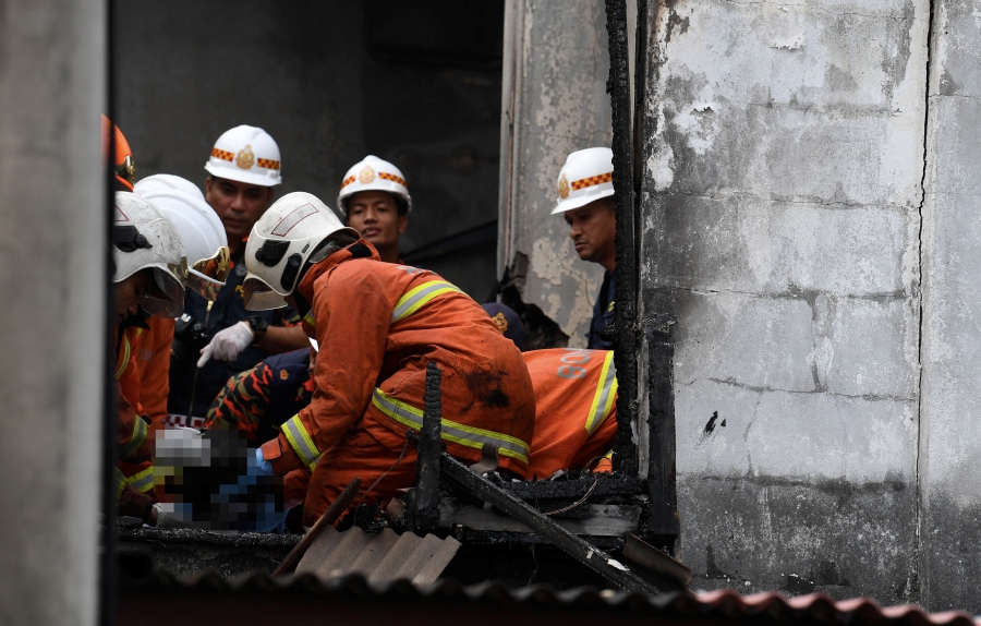 Six-year-old girl killed in house fire