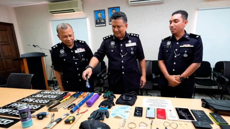 Police bust 'Honda City' gang