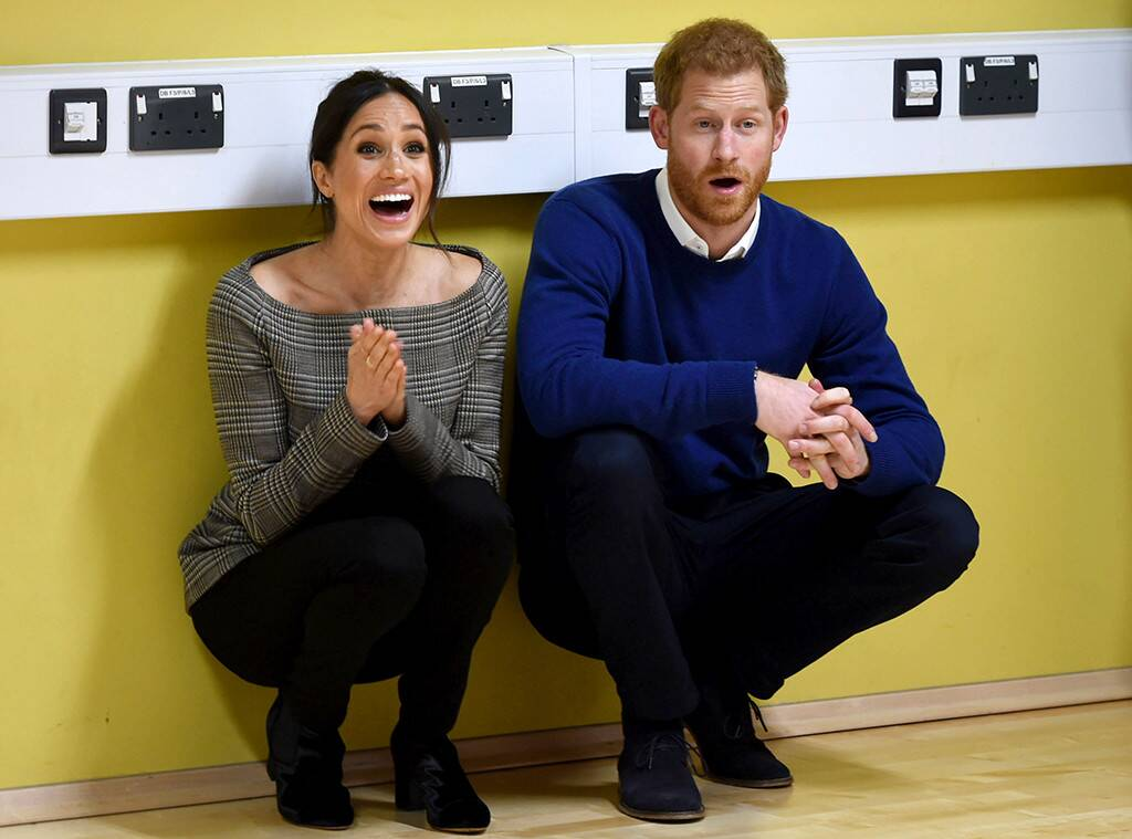 Prince Harry and Meghan Markle Living in Tyler Perry's $18 Million Mansion