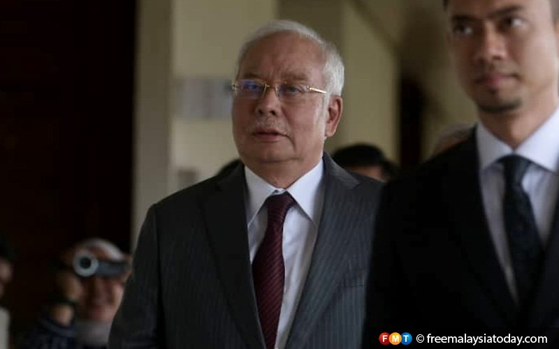 I 'communicated' with Jho Low over credit card transactions, Najib tells court