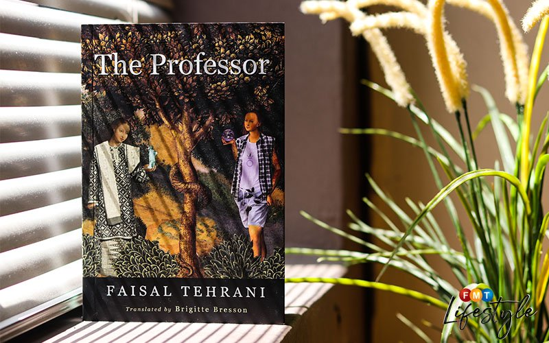 Faisal Tehrani's 'The Professor' is a shocking and eye-opening read