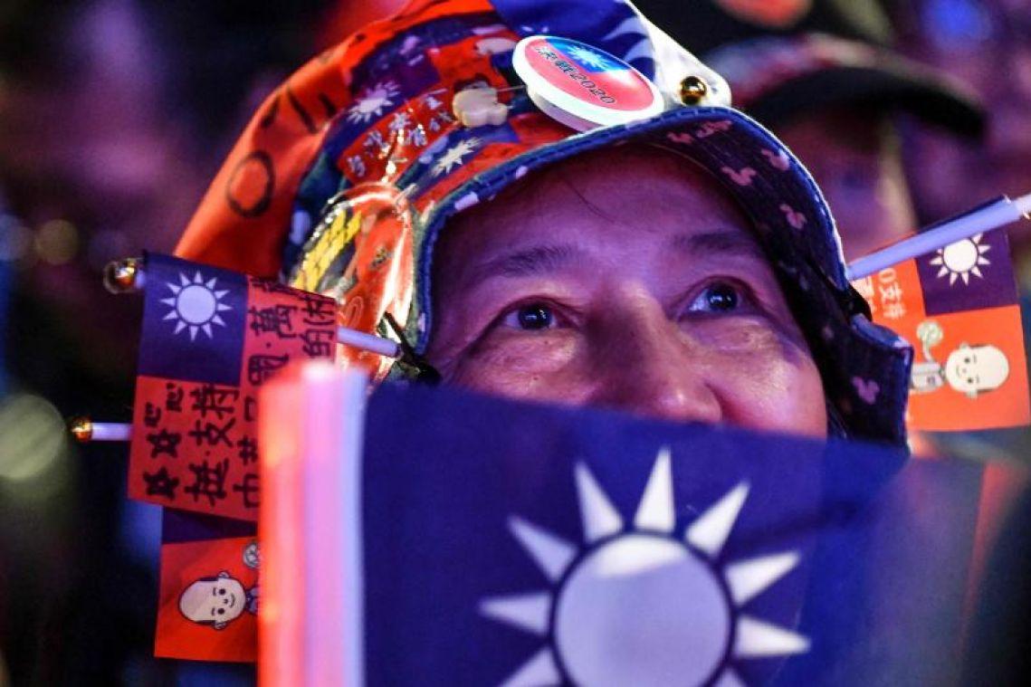 Record number of smaller parties seek legislative seats in Taiwan election