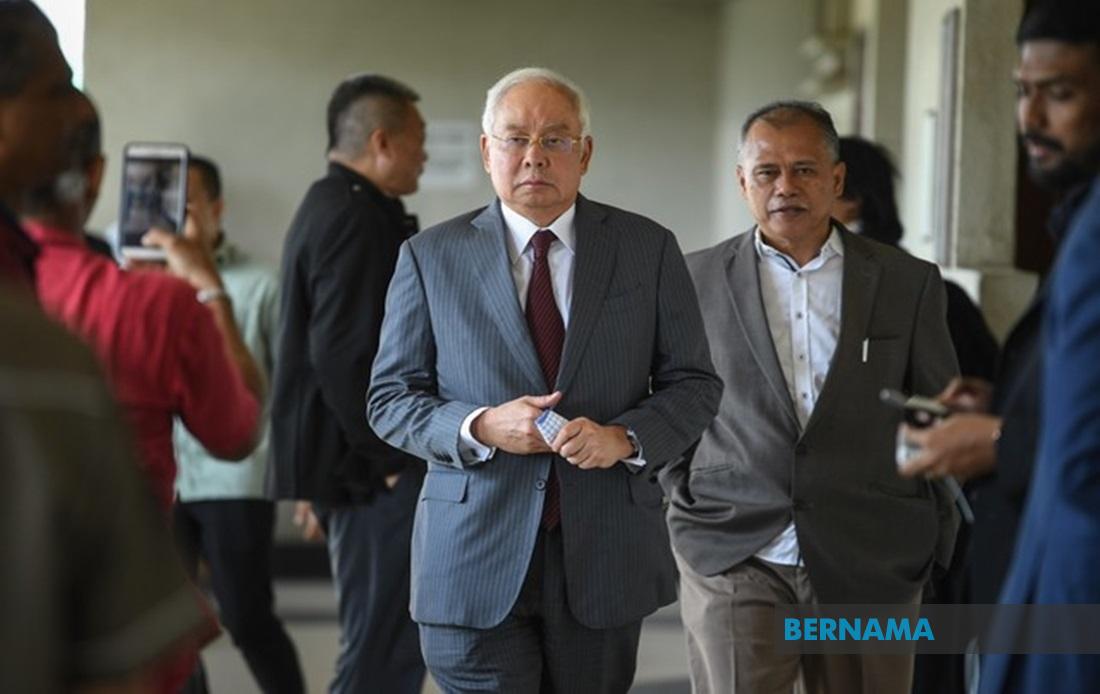 Rosmah bought RM3.3 million jewellery using Najib's credit card