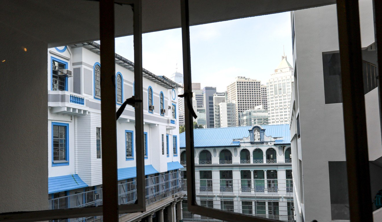 Hong Kong's 145-year-old St Joseph's College, which houses a declared monument, set for HK$500 million facelift