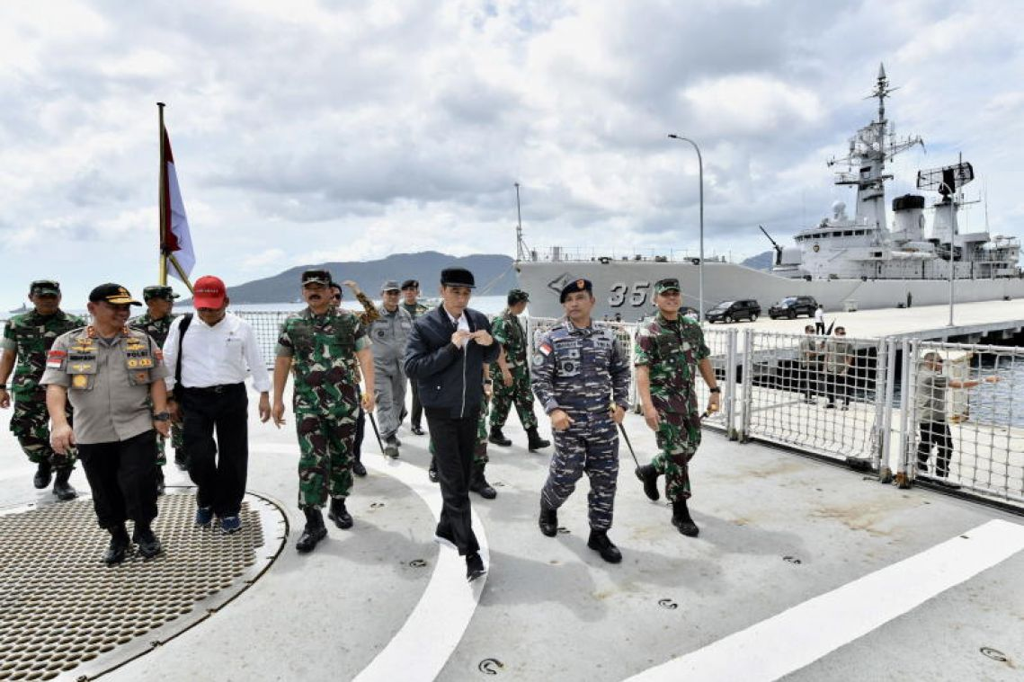 Indonesia asks Japan to invest in Natuna islands near waters disputed with China