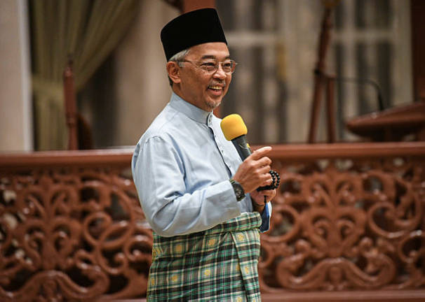 Agong shares challenges of being Malaysian king