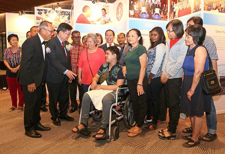 Hospital fund recipients share testimonies
