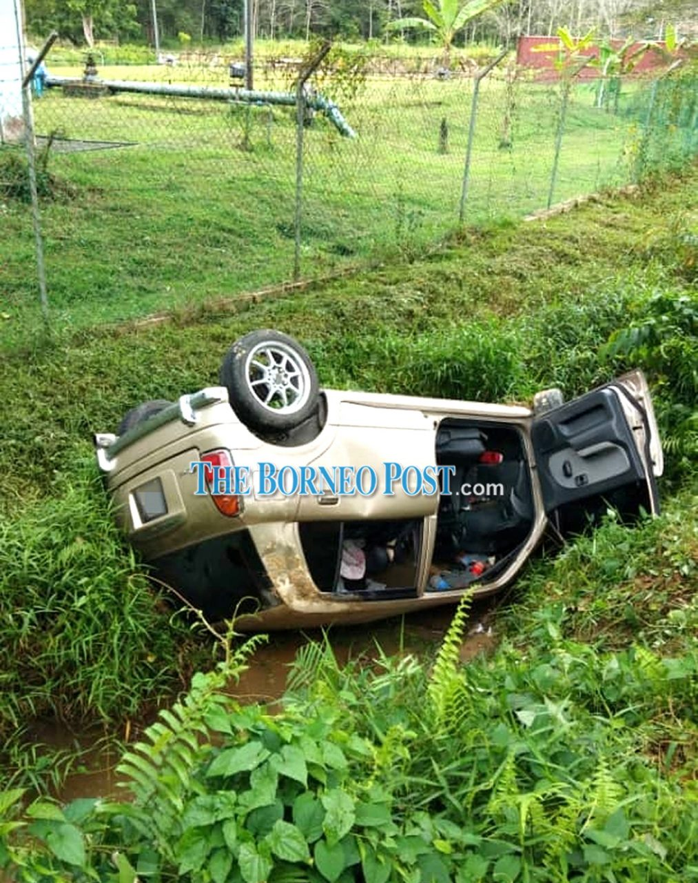 Morning accident leaves woman driver dead, two seriously hurt