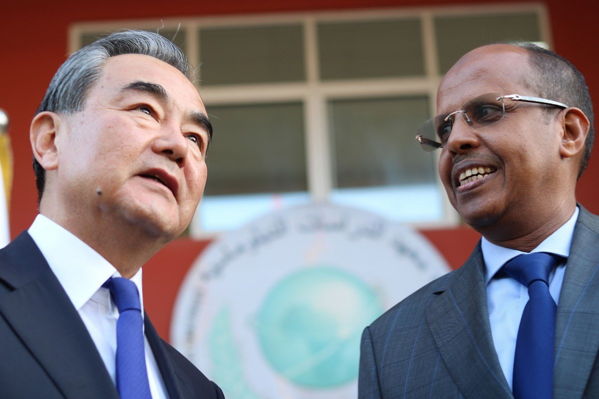 China's Uygur policy, human rights defended by Wang Yi during Africa trip, amid latest US call for sanctions