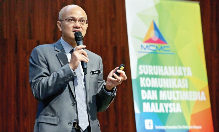 Immediate 5G roll-out necessary for 'national survival' — MCMC