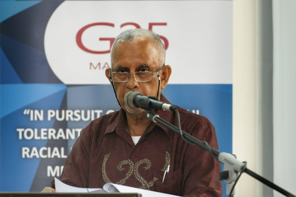 G25 launches extensive report on the administration of Islam in Malaysia