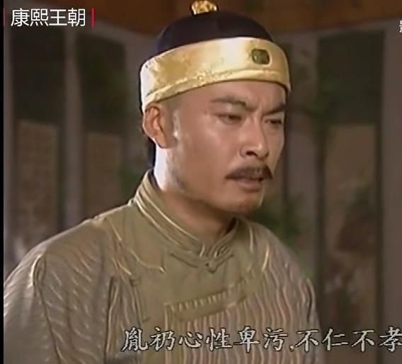 他是康熙儿子中的第一搅屎棍,一句话让四个皇子彻底与皇位无缘